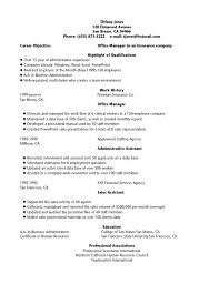 ideas of high school student sample resume with additional resume -  Objective For A High School