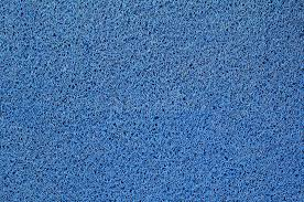 Blue foot carpet stock image Image of ragged textured