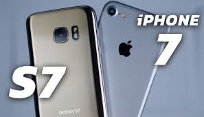 Samsung, galaxy, s7 vs iPhone 6S: Which is the best?