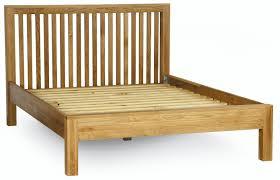 Sherwood Bedroom Furniture Hutchar Sherwood Solid Oak 5ft King Size Bed Frame