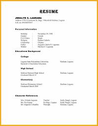 Resume References Format Job References Format 10029839 Jobsxs Com
