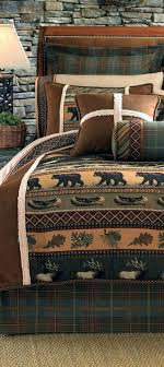 cabin bedding comforter sets queen canada