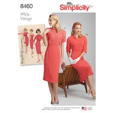Vintage Simplicity Patterns Unique Simplicity Pattern 48 Misses' Vintage Dress And Jackets