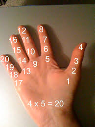 Why weren't we taught to multiply this way? I never knew any of ...