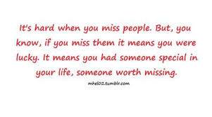 Missing Someone In Heaven Quotes | ... It means you had someone ... via Relatably.com