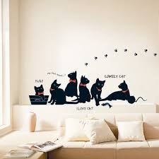 Small Picture Qoo10 Hot SaleDIY wall decor stickers vinyl decals home
