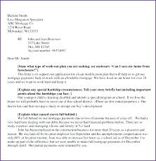 Hardship Letter For Loan Modification Template Stingerworld Co
