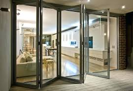 interior accordion glass doors. Accordion Glass Patio Doors Interior H