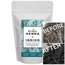 indigo henna powder 200g natural hair