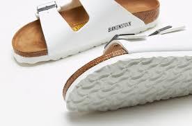 birkenstock size 36 birkenstock arizona slide white size 36 birkarw36 139 95