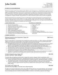 Simple Design Payroll Manager Resume Payroll Manager Job Description