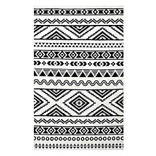 black and white area rug 8x10 black and white tribal rug pertaining to area inspirations black black and white area rug 8x10