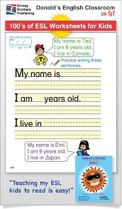 ESL Phonics & Spelling, Book 2-4 | Worksheets, Textbook and Students