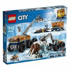 Lego City Mobile Arktis-Forschungsstation (60195) günstig kaufen