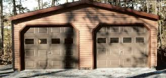 How Much Is A Two Car Garage  XkhninfoDouble Car Garage Size
