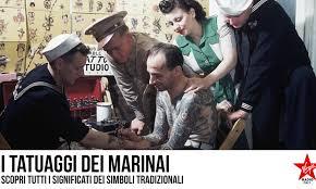 I Tatuaggi Dei Marinai Scopri Tutti I Significati Dei Simboli