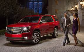 Chevy Tahoe vs. Chevy Suburban. Two Premium SUVs to Choose From!