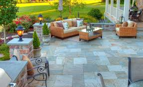 stone patio cost value vs cost to install a or natural stone patio in reading stone stone patio cost