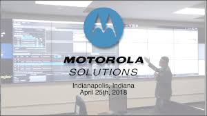 motorola solutions the city of indianapolis
