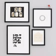 black picture frame. Gallery Frames - Black Picture Frame E