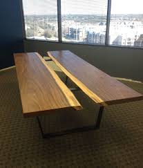 Contemporary industrial furniture Wooden Custom Made Modern Contemporary Industrial Conference Table Custommadecom Custom Modern Contemporary Industrial Conference Table By Aaron