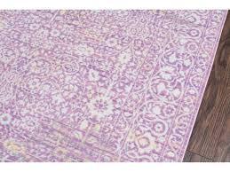 momeni petra lavender area rug