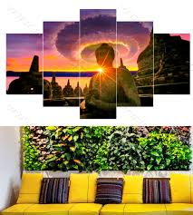 buddha rising sun art large canvas prints australia
