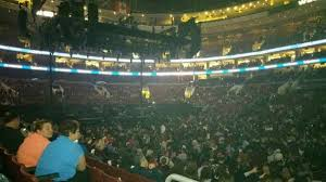 Wells Fargo Center Jingle Ball Seating Chart Wells Fargo Center Section 102 Home Of Philadelphia Flyers