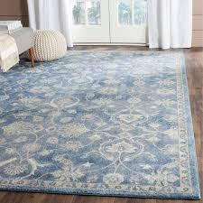 7 x 9 area rugs elegant safavieh sofia vintage oriental blue beige distressed rug 8 x
