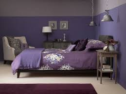purple bedroom furniture. Home Interior: Wonderful Purple And Grey Bedroom Soft Soothing Tint 3 Pinterest From Furniture O
