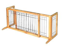 wooden pet gate with door wooden dog gate with door walkover pet gate wooden indoor gates