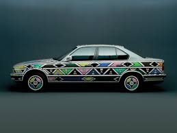 BMW Convertible how much is a bmw 525i : BMW Art Car 12 | Esther Mahlangu | South Africa | 1991 BMW 525i ...