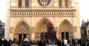 Resultado de imagen de catedral de paris fotos