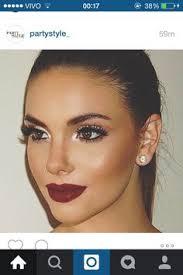 red lips and natural makeup my fave makeup natural make up lipake up