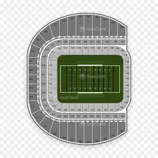 Tu Football Stadium Seating Chart Map Cartoon Png Download 1000 1000 Free Transparent