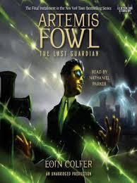 the last guardian artemis fowl series book 8