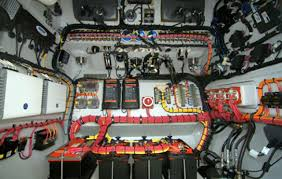 two habits of highly effective boat wiring boats com Good Pictures Of Marine Wiring a photo of neat, clean boat wiring Marine Wiring Color Code