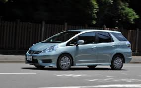 Honda Fit Shuttle Hybrid 2015 Fuel Consumption