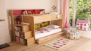 Small Shared Bedroom Bunk Beds For Small Spaces Bedroom Kids Modern Room Ideas Shared
