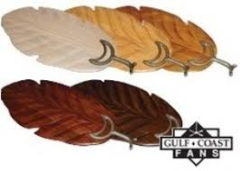 fan blade covers. palm leaf-shaped ceiling fan blade covers (sand) (15