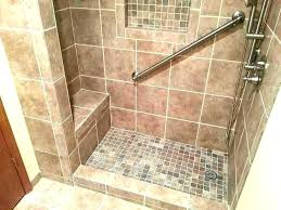 full size of floating shower bench brackets supports seat installation building a rectangular bathrooms astounding outstanding