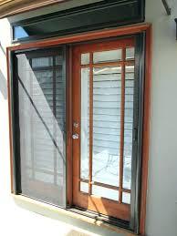 magnetic sliding screen door magnetic screen for sliding glass door magic mesh sizes screen doors best