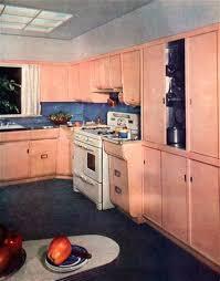 Retro Kitchen Design Pictures Delectable Retro Kitchen Decor 48s Kitchens 48s Retro Kitchen Decor