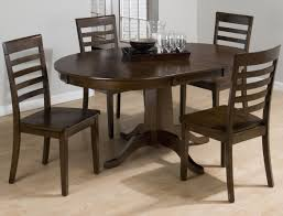 Round Wooden Dining Tables Modern Solid Wood Dining Table Dining Room