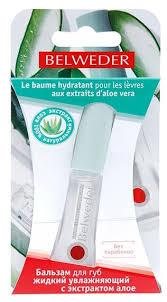 Belweder <b>Жидкий</b> бальзам для <b>губ</b> Aloe — купить по выгодной ...