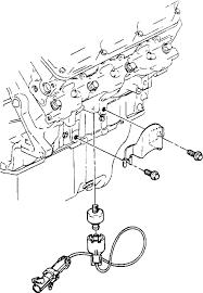 repair guides electronic engine controls knock sensor autozone com fig