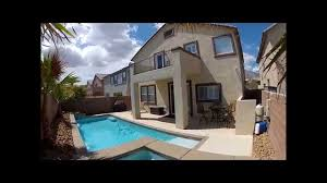 3 bedroom house for sale with a saltwater pool and hot tub in Las Vegas Nevada Summerlin The Vistas