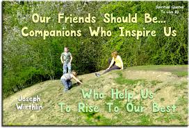 Friendship Quotes To Live By