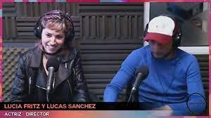 Lucia Fritz y Lucas Sanchez en Erasonora - Vorterix Bahía - YouTube