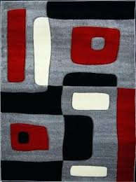 black and gray area rugs black gray area rugs amazing exciting red and gray area rugs black home website pertaining to black gray brown area rug
